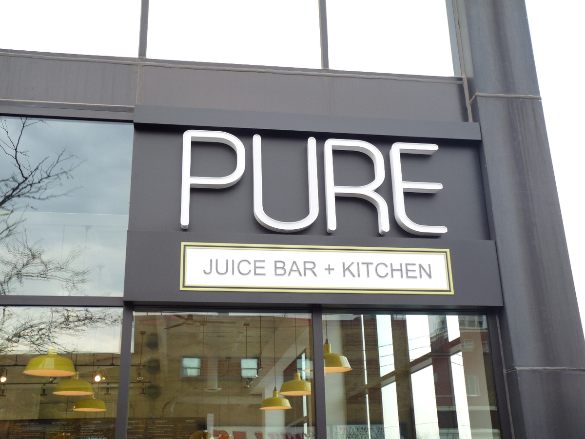 Pure Juice Bar And Cafe